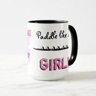 Personalized Paddle Mug