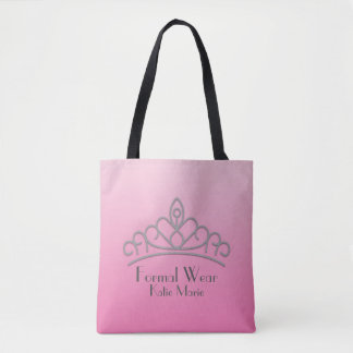 Personalized Pageant Organization Tote Bag