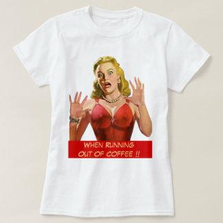 Personalized panic T-Shirt