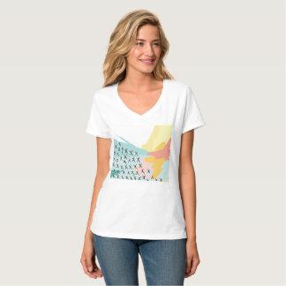 Personalized Pastel T-Shirt