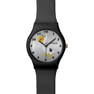 Personalized Pelican Design Watch