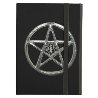 Personalized Pentacle Tree Of Life iPad Case