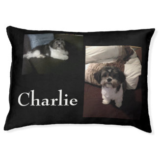 Personalized pet bed large dog bed