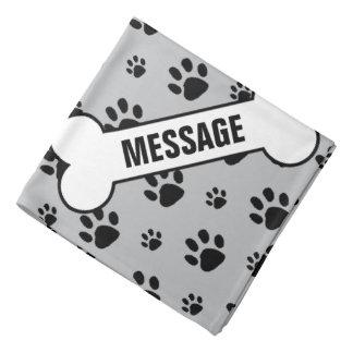 Personalized Pet Custom Bandanas