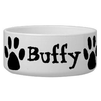 Personalized Pet Dish Pet Bowls