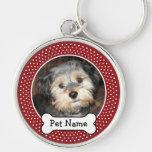 Personalized Pet Photo with Dog Bone
