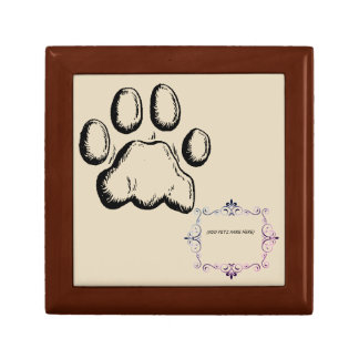 PERSONALIZED PETS KEEPSAKE BOX