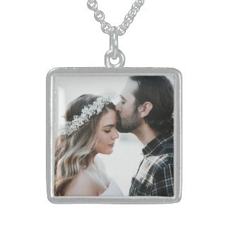 Personalized Photo Charm Necklace
