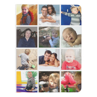 Personalized Photo Collage Moleskin Notebook