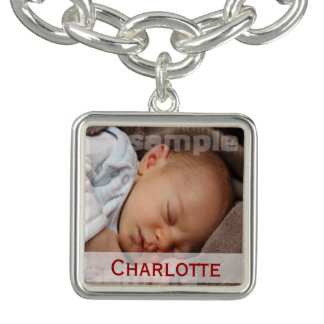 Personalized Photo DIY Make Your Own Bracelet