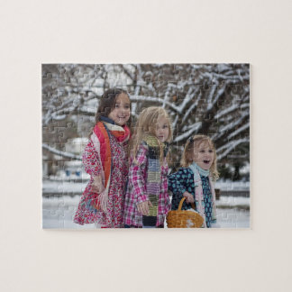 Personalized Photo Family Puzzle