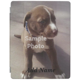Personalized Photo iPad Cover