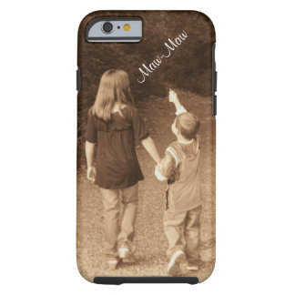 Personalized Photo iPhone 6 case Template