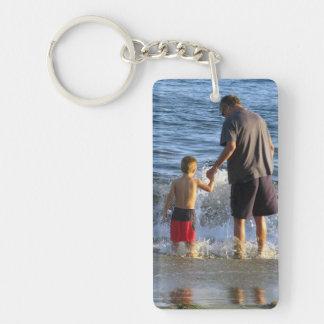 Personalized Photo Key Chain