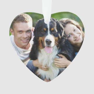 Personalized Photo Ornament | Memorial Keepsake