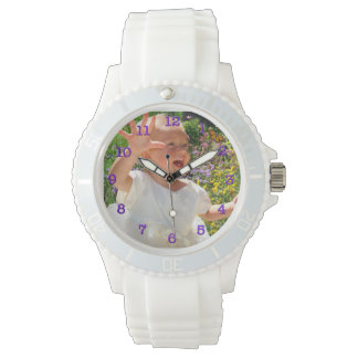 Personalized Photo Watches with YOUR PHOTO