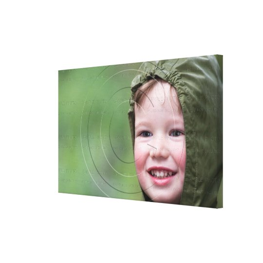 Personalized Photo Wrapped Canvas | Kids