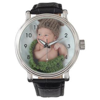 Personalized Photo Wrist Watch
