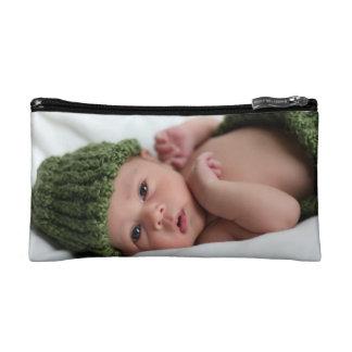 Personalized Photo Wristlet Bag