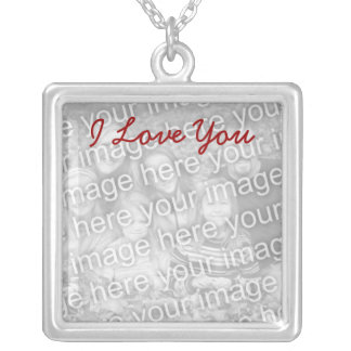 Personalized Picture Necklace