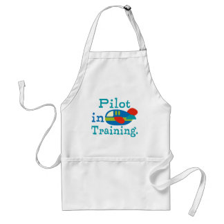 Personalized Pilot in Training Apron