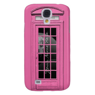 Personalized Pink Telephone