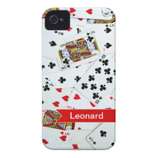 Personalized Playing Cards Games iphone cover