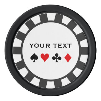 Personalized Poker Chips