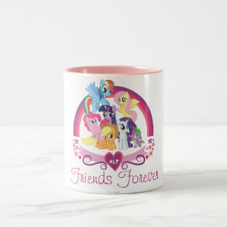 Personalized Pony Pals Mug