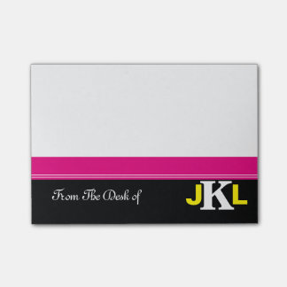 Personalized Post-it Notes