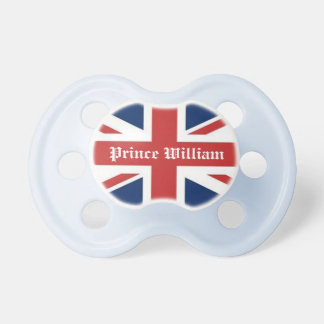 Personalized Prince Pacifier