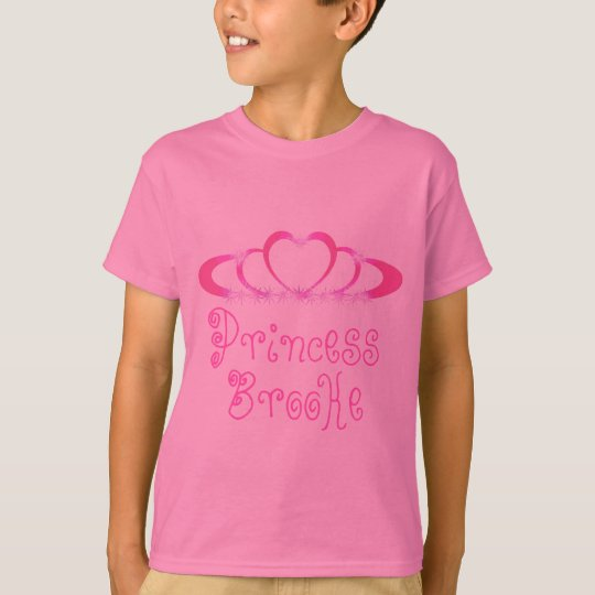 Personalized Princess Shirt