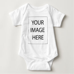 Baby clothes apparel zazzle ca personalized products baby bodysuit negle Choice Image