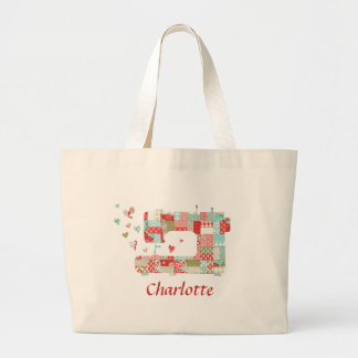 Personalized Quilter's Sewing Bag