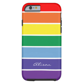 Personalized Rainbow Brite Tough iPhone 6 Case