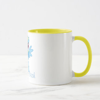 Personalized Rainbow Dash Mug