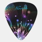 Personalized Rainbow Fractal Custom Guitar Pick