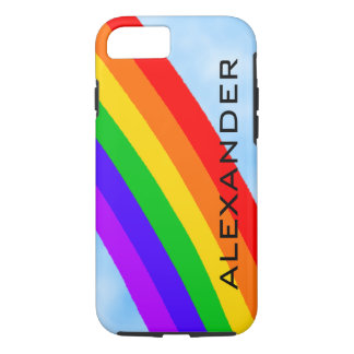 Personalized Rainbow iPhone 7 Case