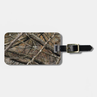 Personalized Real Camo / Camouflage (customizable) Luggage Tag