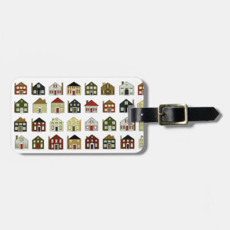 personalized Realtor Luggage Tag