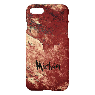 Personalized Red Rock iPhone 8/7 Case