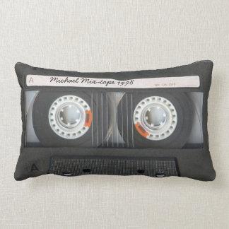 Personalized retro Cassette mix-tape Pillow