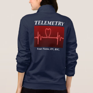 Personalized, RN, Telemetry, Name, Credentials,