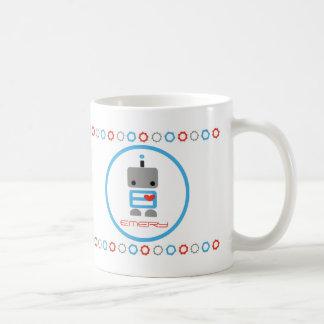 Personalized Robot Mug