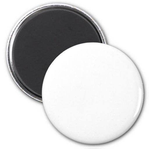 Personalized Round Magnet
