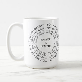 Personalized RX Mug for Health
