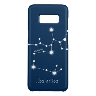 Personalized Sagittarius Zodiac Constellation Case-Mate Samsung Galaxy S8 Case