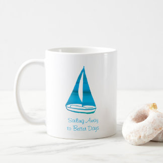 Personalized Sailboat Mug