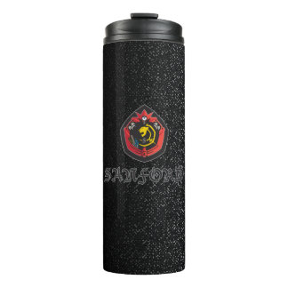 Personalized Sanford Crest Thermal Tumbler