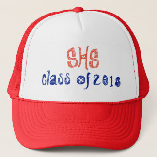 Personalized School Graduation  trucker hat